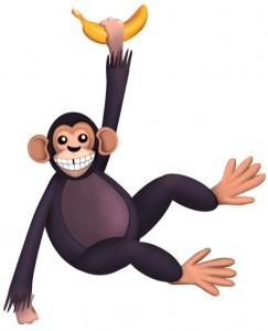 Chimsky from Monkey Mayhem