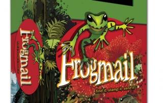 Frogmail box
