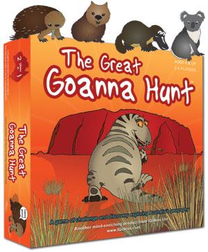 The Great Goanna Hunt