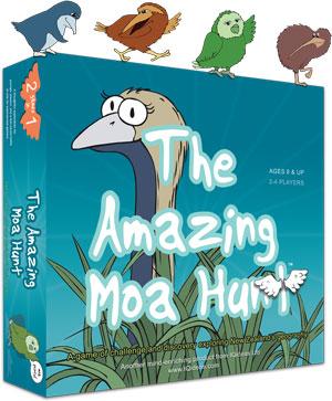 The Amazing Moa Hunt