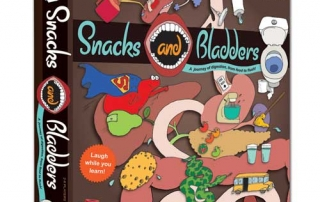 Snacks And Bladders box
