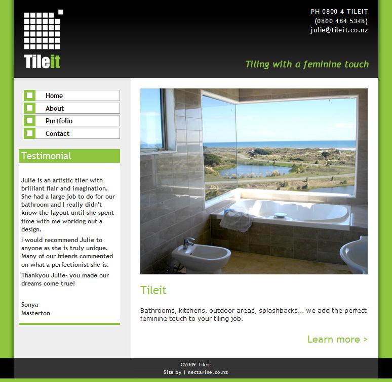 TileIt website