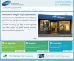 Visique Taupo website