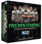 Five Men Standing box