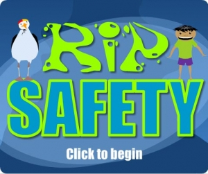 Newcastle City Council - Rip Safety game
