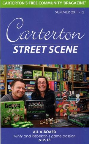 Carterton Streetscene Summer 2012- minty, bek and Nectarine