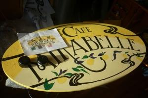 Bek Mirabelle Sign