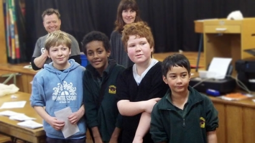 South End Chess Junior Winners