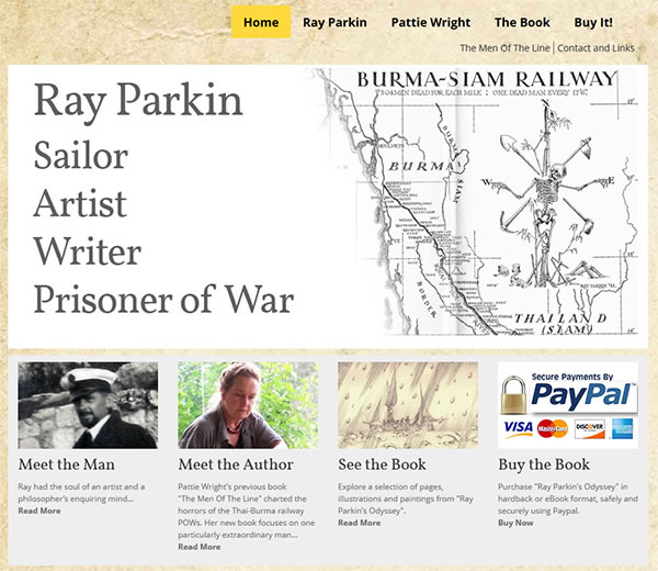 Ray Parkin's Odyssey website
