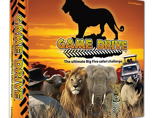 Game Drive boardgame