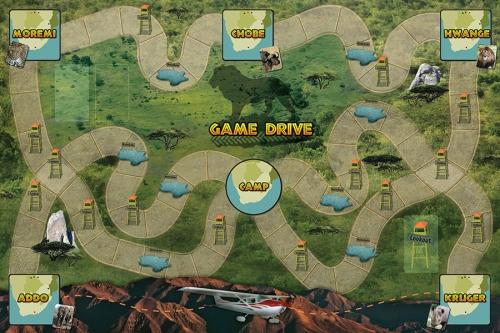 Game Drive Board - final