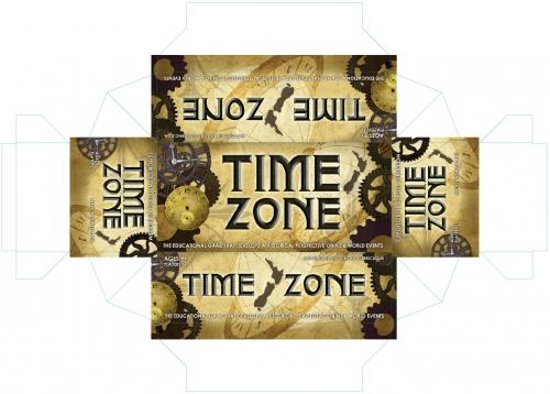 Timezone - Steampunk version