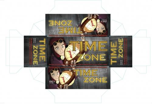 Timezone - Illustration version