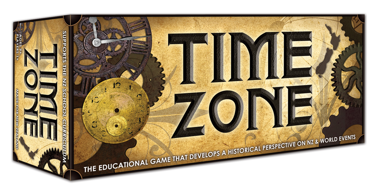 Time Zone boardgame