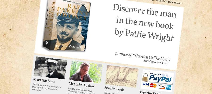 Ray Parkin's Odyssey : Website