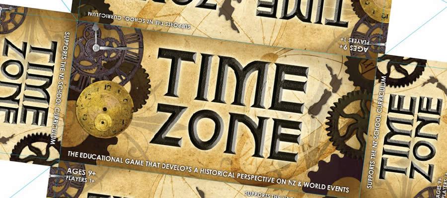 Time Zone boardgame