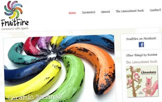 Fruitfire Website