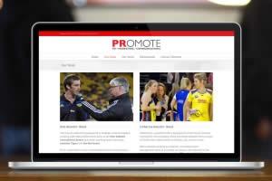 PRomote PR website