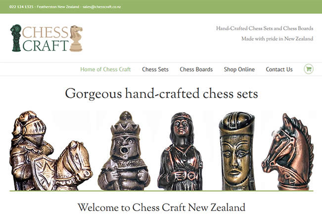 Welcome To Chess Craft