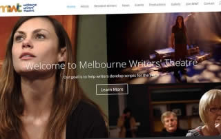 Melbourne Writers' Theatre - Nectarine Portfolio