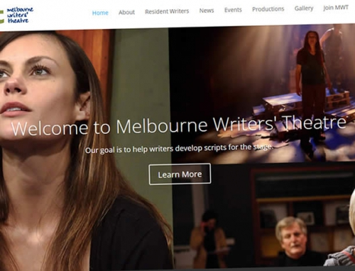 Melbourne Writers' Theatre website