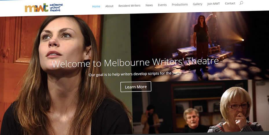 Melbourne Writers' Theatre - Nectarine Portfolio