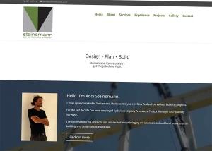Andi Steinemann Construction Nectarine Website Portfolio 3