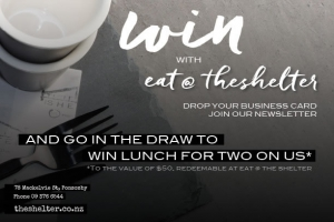 Shelter Cafe Competition