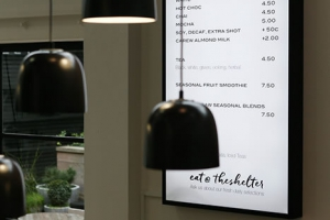 Shelter Cafe Lightbox