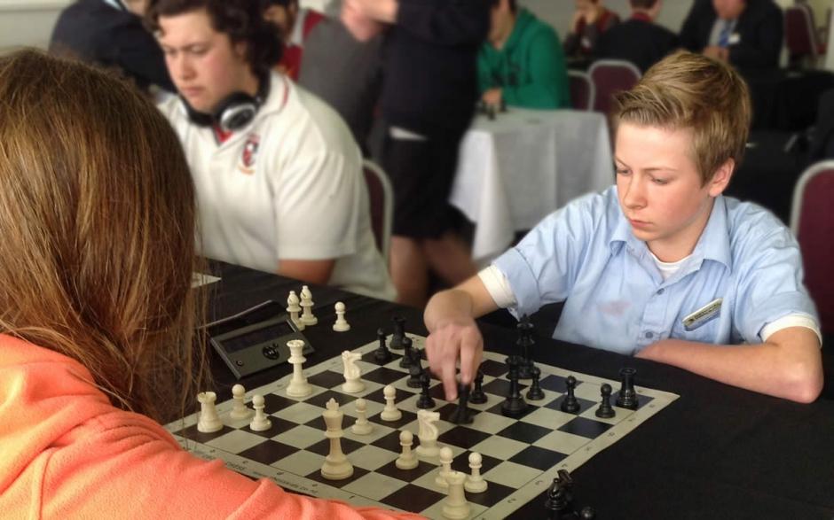 Nectarine sponsors Kuranui team at Chess Nationals Auckland 2015