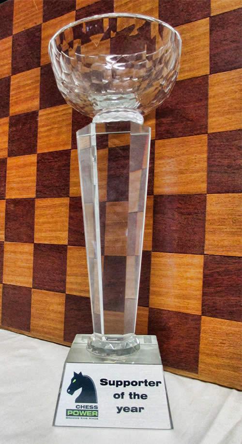 Nectarine Chess Nationals Auckland 2015 Award