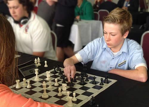 Nectarine Kuranui At Chess Nationals Auckland 2015 Sam