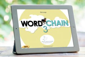 Wordchain 3 Intro Screen Ipad