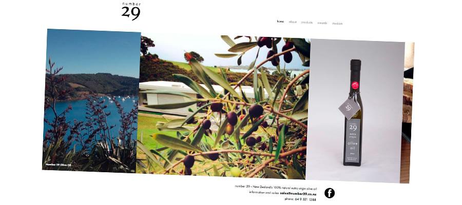 Number 29 Website