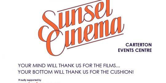 Sunset Cinema Cushions
