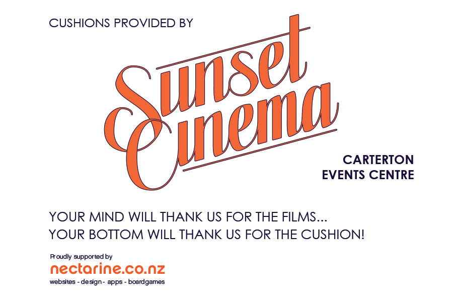 Sunset Cinema Cushions