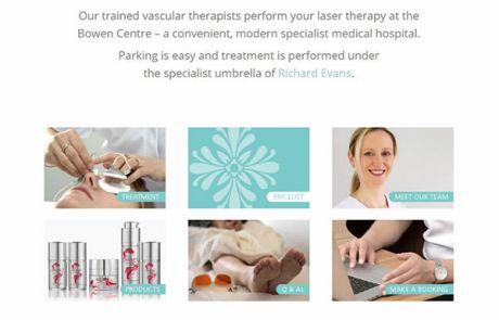 Laser Aesthetics What We Do Nectarine Website Portfolio F