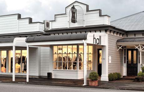 Hall Fashion Clothing Showroom 2017 Greytown Wairarapa
