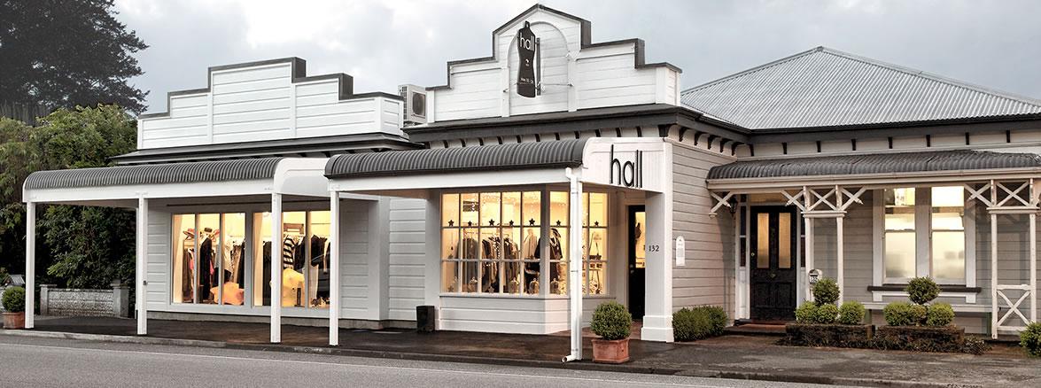 New Showroom at Hall Fashion Greytown