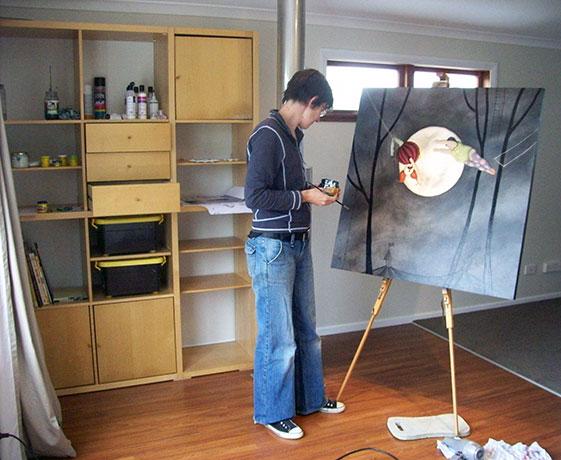 Bek Painting
