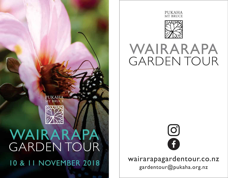 Garden Tour Business Card