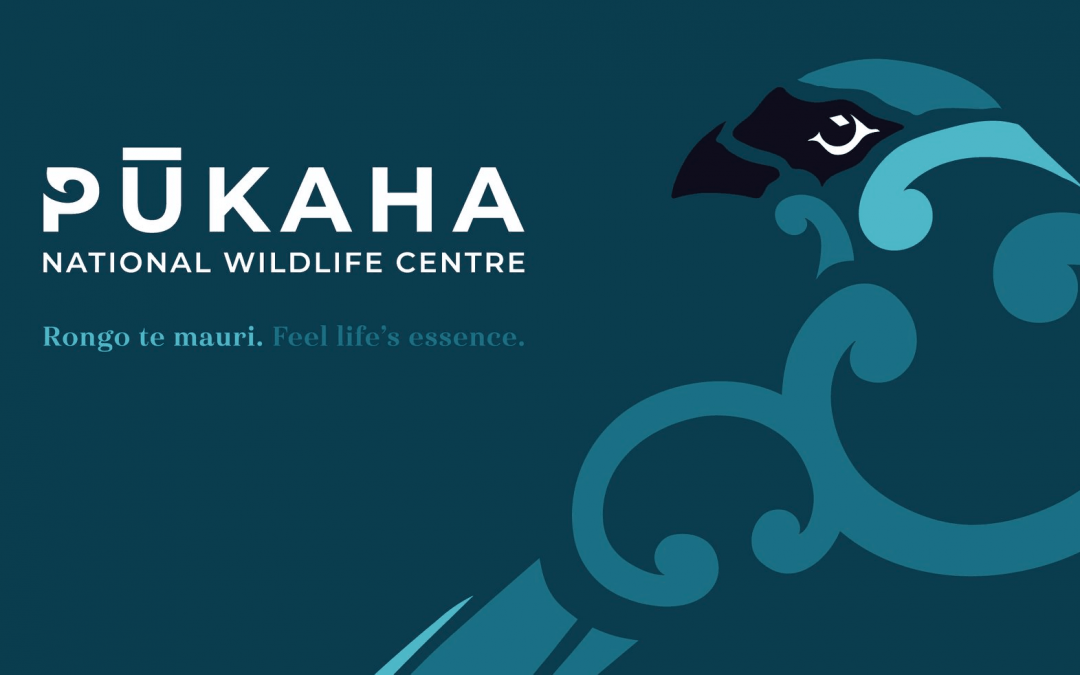 Pūkaha – National Wildlife Centre : Logo
