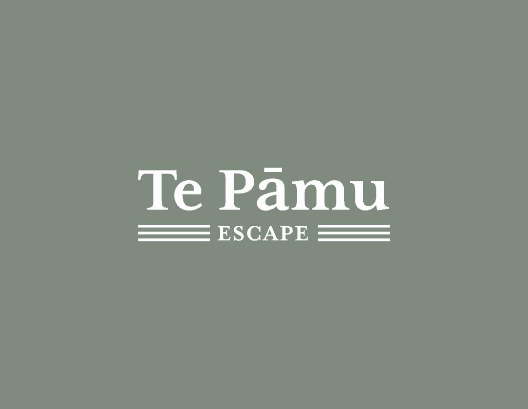 Te Pāmu Escape : Logo