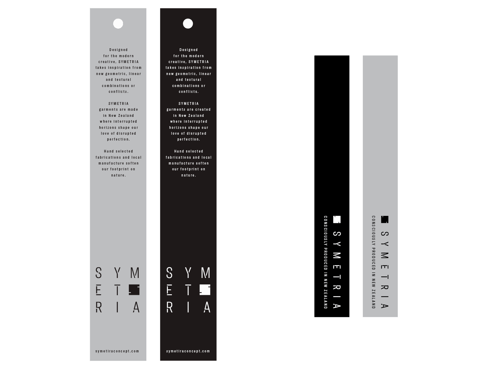 Symetria Tags