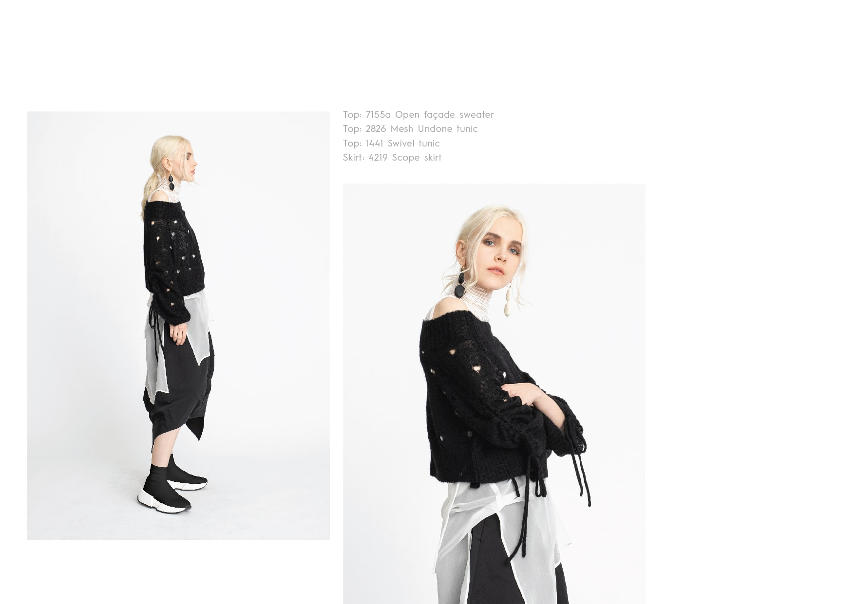 AW19 Main Collection Lookbook SHOWING ORDER 3drops V2 12 2