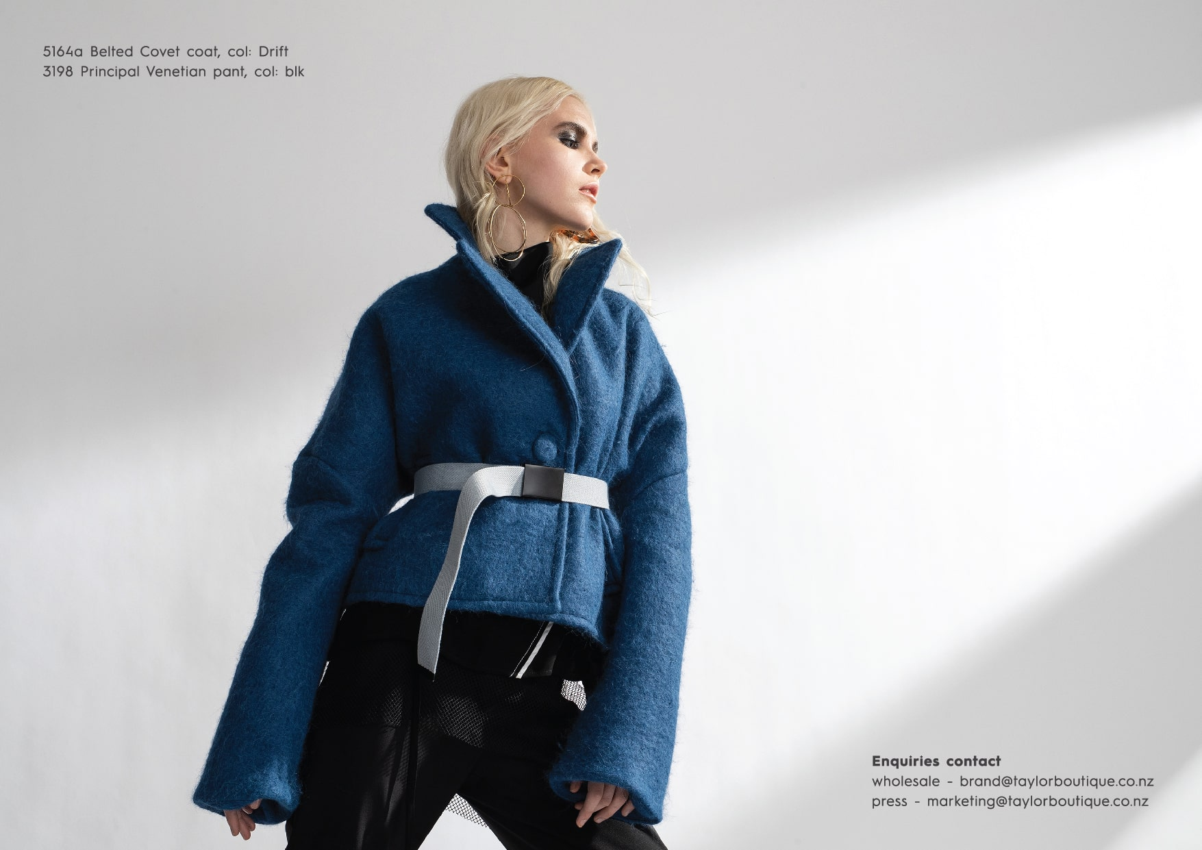 Taylor AW19 Precollection Lookbook 40