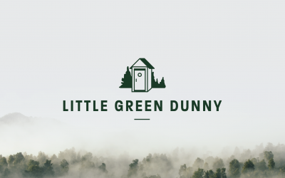 Little Green Dunny : Logo & Signage