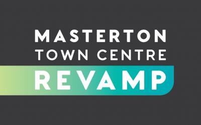 Masterton Town Centre Revamp : Logo