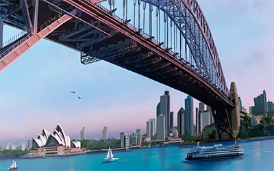 Harbour Bridges : Boardgame Design