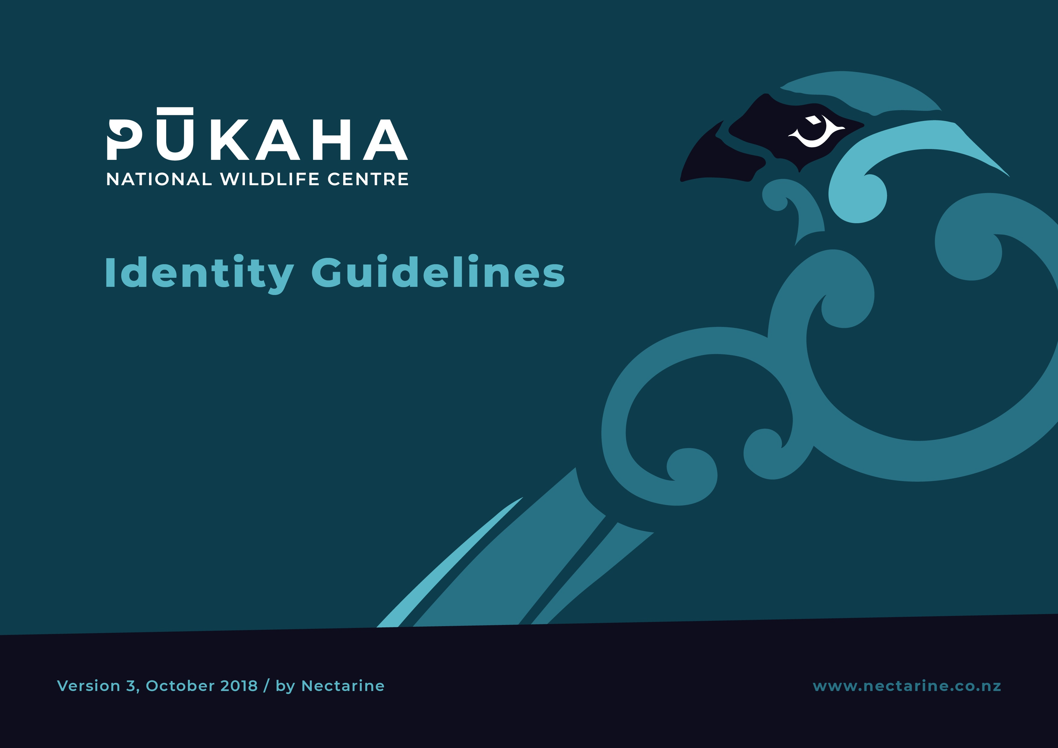 Pukaha Identity Guidelines